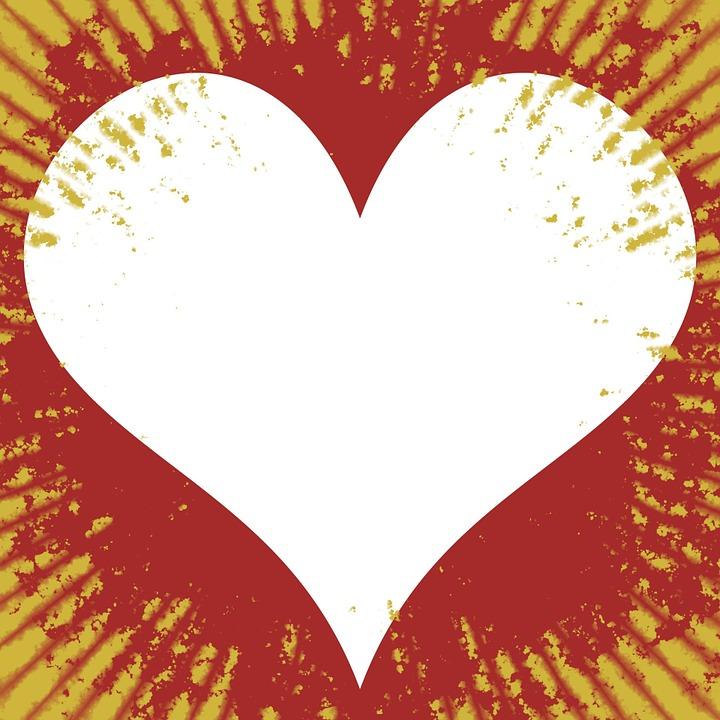 Herz Grunge Bild · Kostenloses Bild auf Pixabay