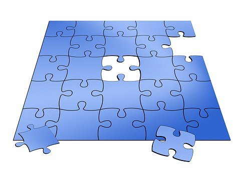 Jigsaw, Puzzle, Missing Piece