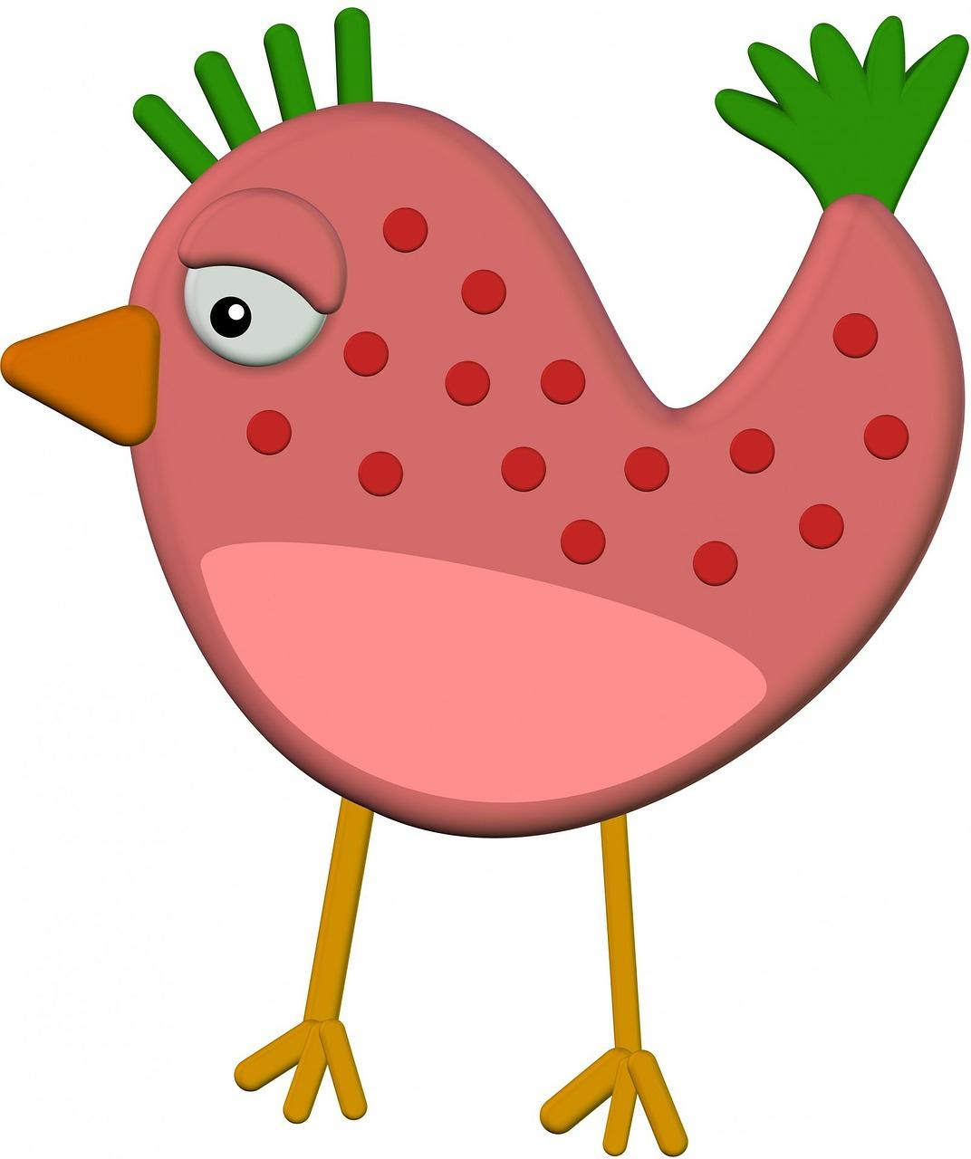 Kartun Ayam Anak Gambar Gratis Di Pixabay