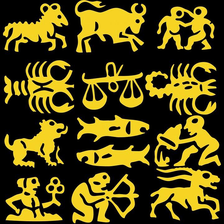 13 Zodiac Signs Chart: Scorpio - Free images on Pixabay,Chart