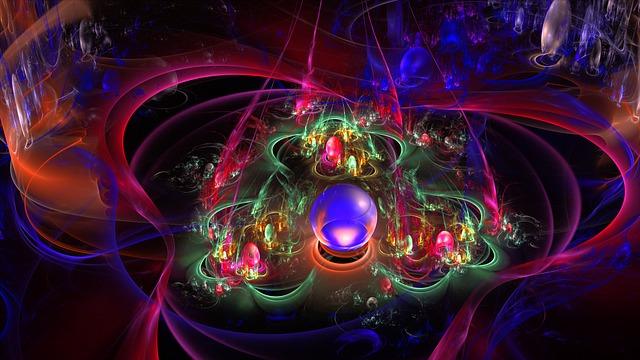 Digital Computer Art : Fractal digital art computer · free image on pixabay
