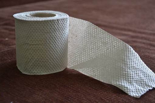 Toilet Paper, Paper, The Tape