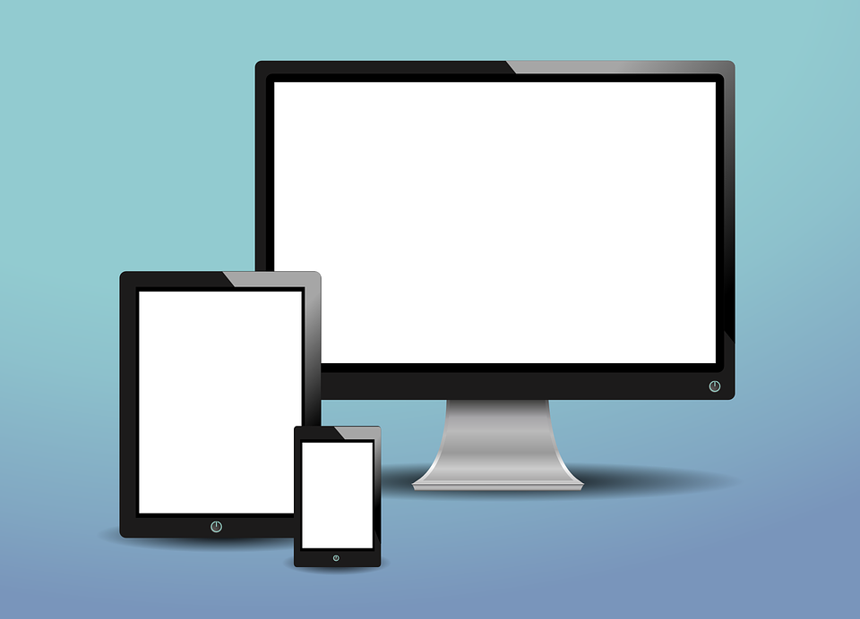 Tablet, Screen, Monitor, Phone, Pc, Display