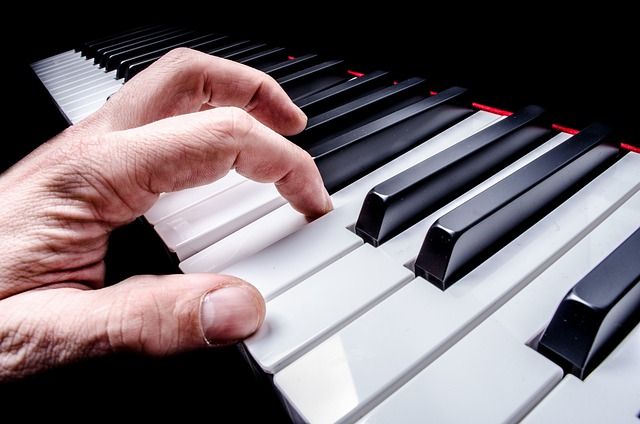 Free photo: Piano, Black, Pianist, Music - Free Image on ...