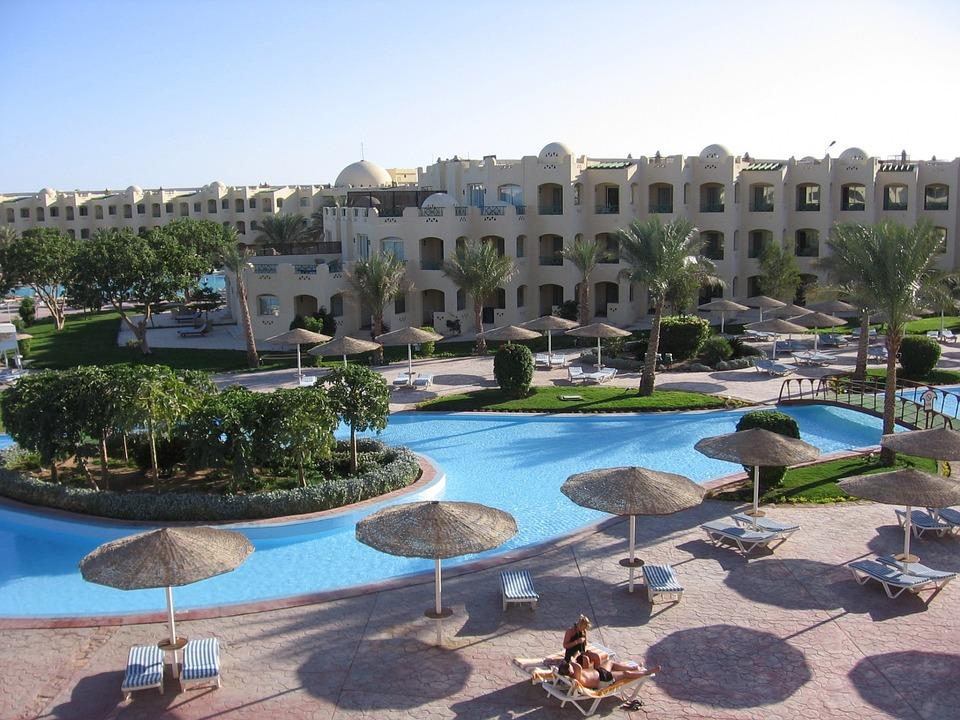 Hotel Hurghada Resort Kostenloses Foto Auf Pixabay