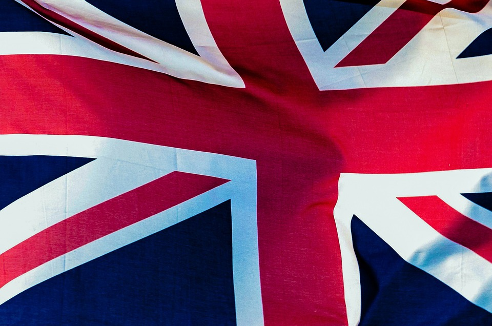 Flag, Jack, Union, British, London, State, National