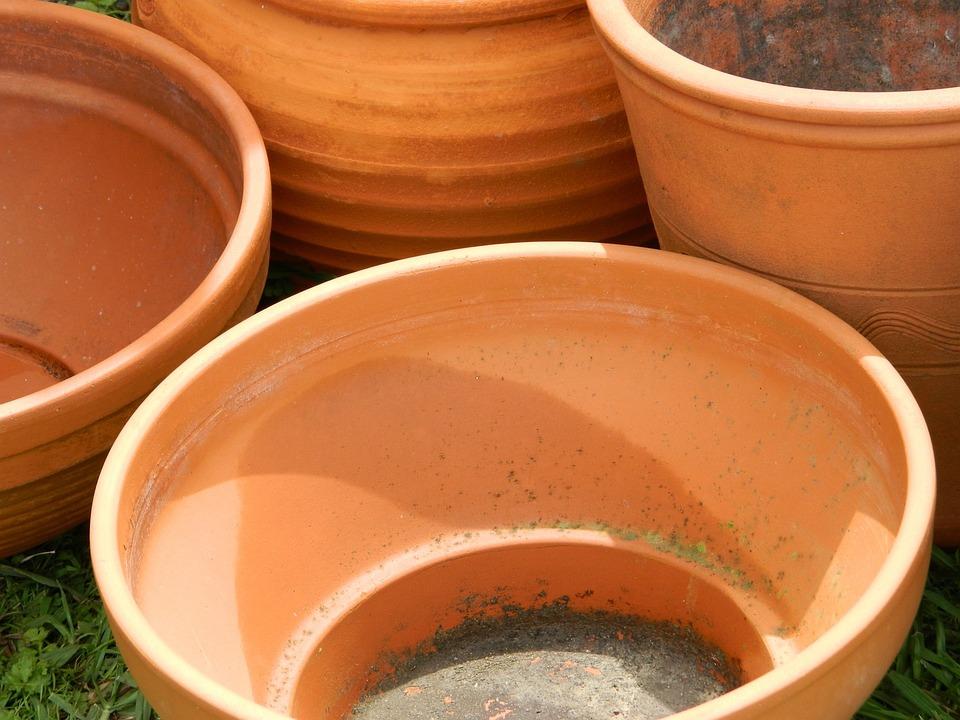 Delicieux Garden Pots Pots Terracotta Pots Garden Gardening