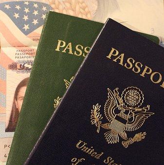Passport United States Documentation Trave