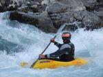 rapid, water, fall