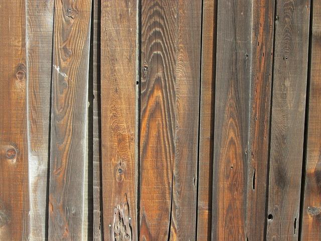 Fence Wood Pattern 183 Free Photo On Pixabay