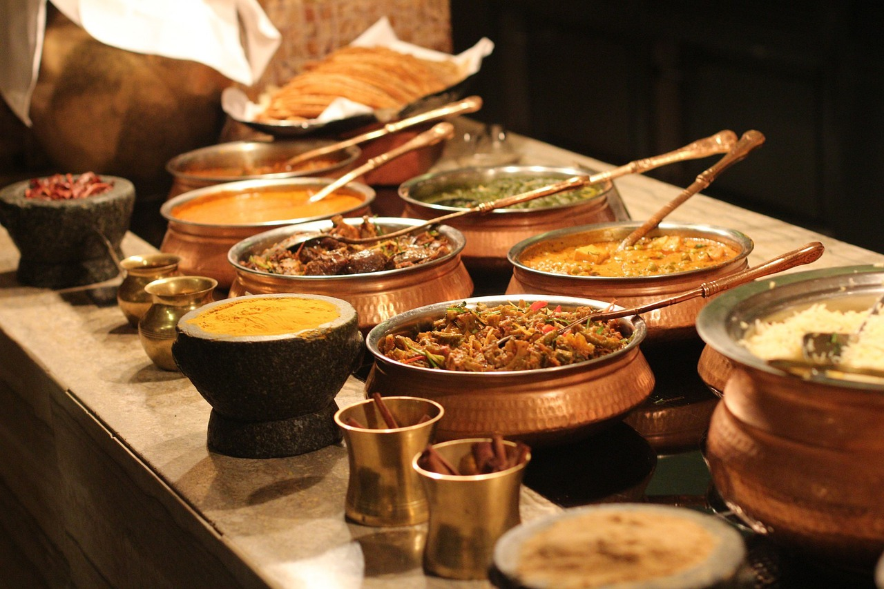 Indian food; cultural restaurants in Mauritius