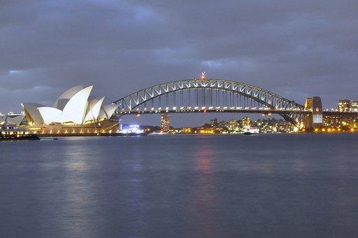 Sydney in 7 Tagen -  Harbour Bridge und Oper