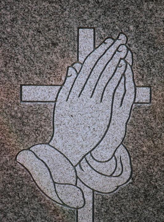 Carving Praying Hands Free Photo On Pixabay