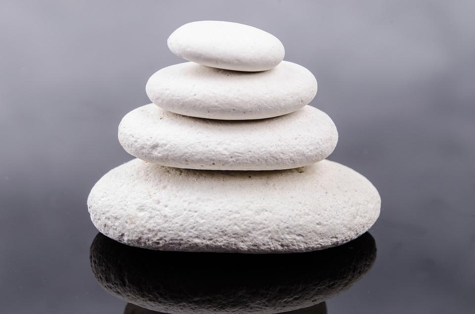 pierre zen blanc spa solution de rechange