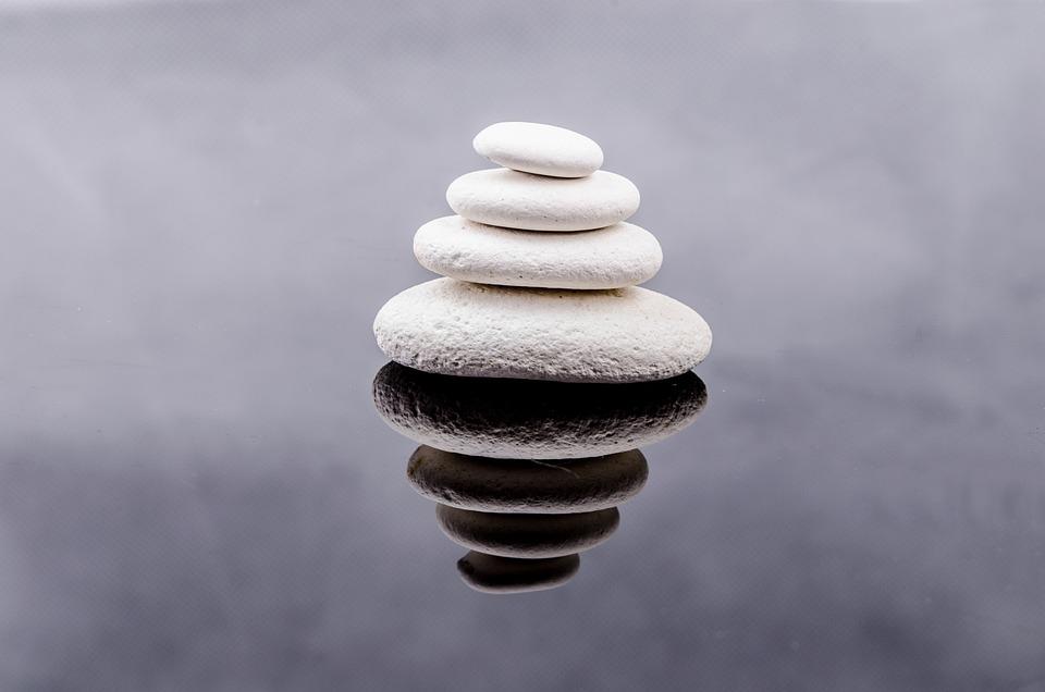 Free Photo Stone Zen White Spa Rock Free Image On