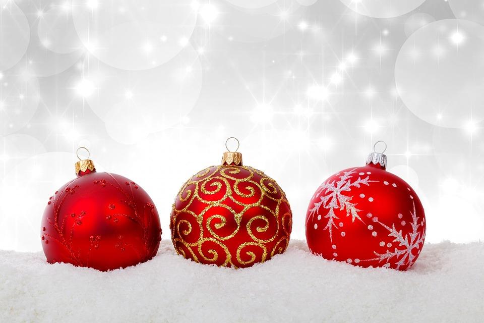 Free photo: Christmas Ball, Baubles - Free Image on Pixabay - 316491