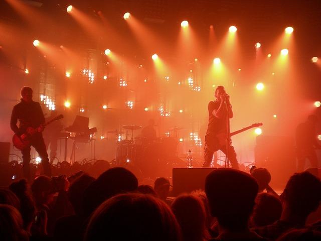Konzert Leistung Hard Rock 183 Kostenloses Foto Auf Pixabay