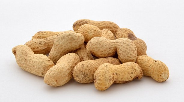 Peanuts, Nuts, Food, Snack, Healthy, Nut