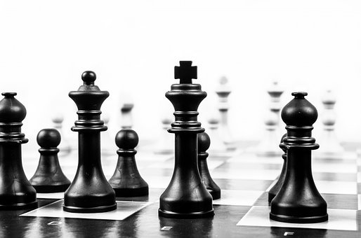 Chess, Strategy, Chess Board, Leadership