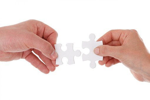 Connect, Connection, Cooperation, Hands