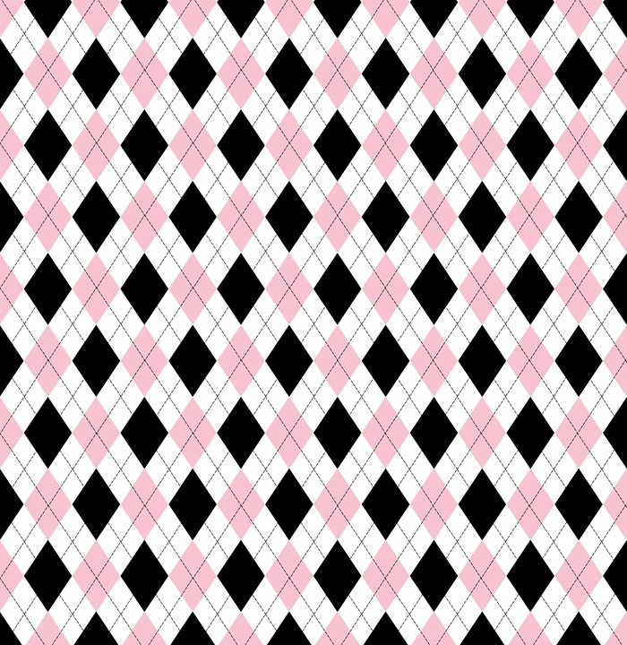 Argyle Pattern Background Wallpaper Paper Swatch