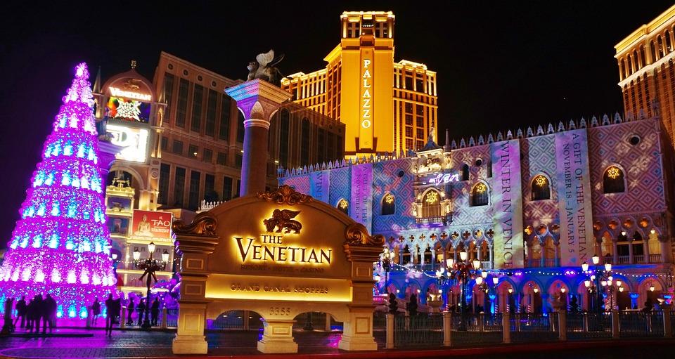Christmas Lights Las Vegas