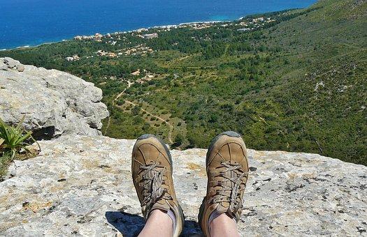 Mallorca Urlaub in Corona Zeiten - Wandern ist ungefährlich