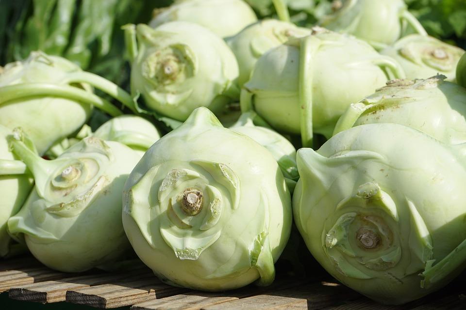 Chou Rave Légumes Brassica - Photo gratuite sur Pixabay
