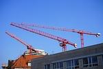 cranes, site