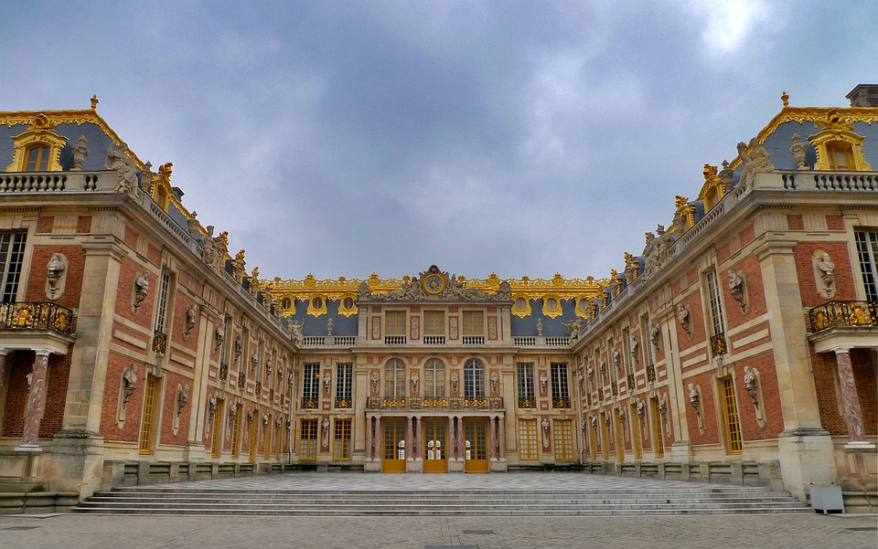 Versailles, Château, France, Europe, Architecture