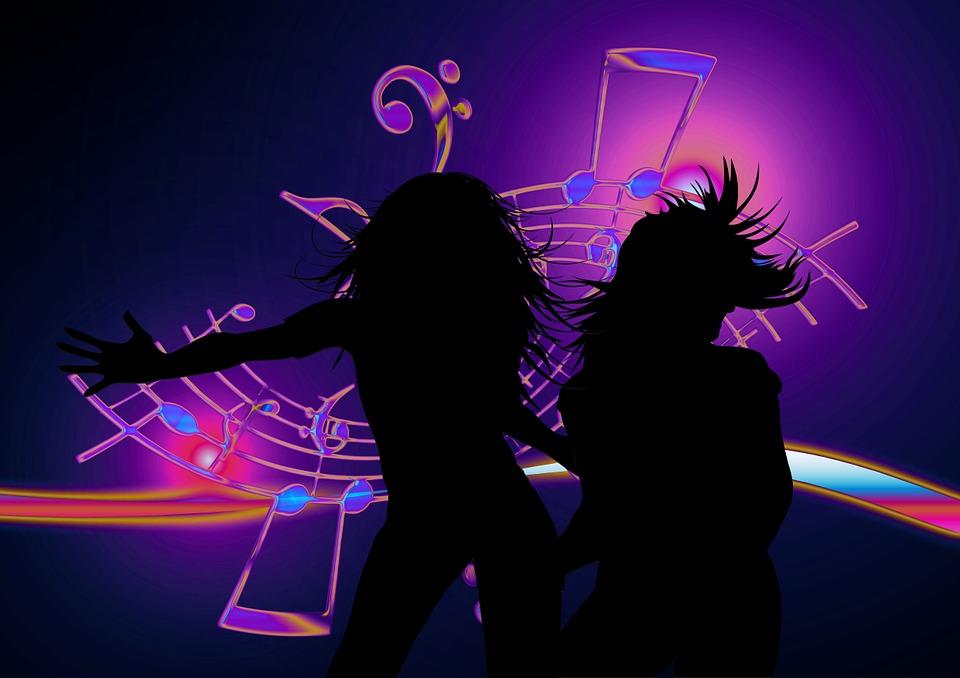 Girl Disco Nightclub 183 Free Image On Pixabay