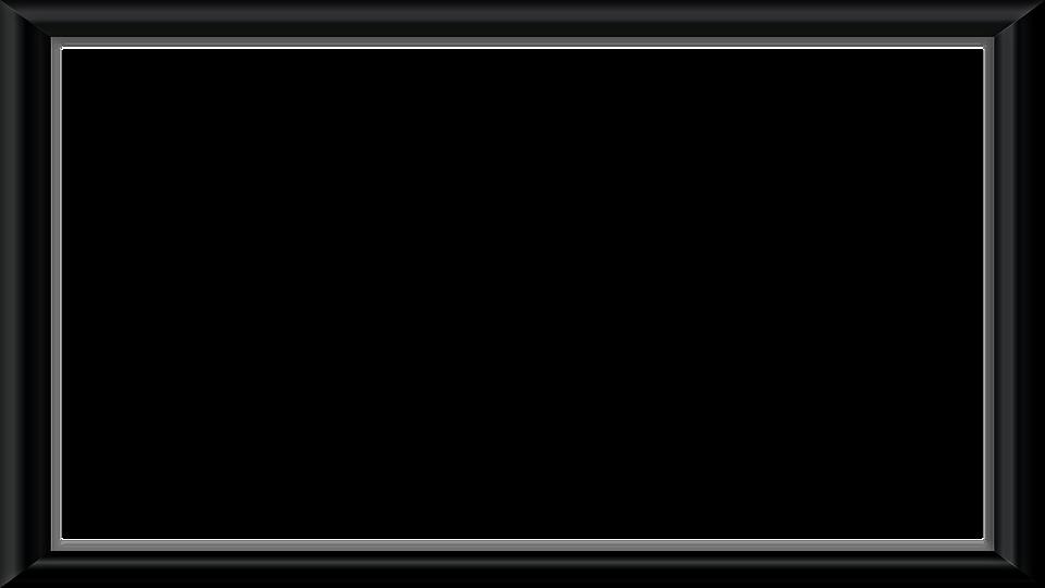 Border Picture Frame Black · Free image on Pixabay