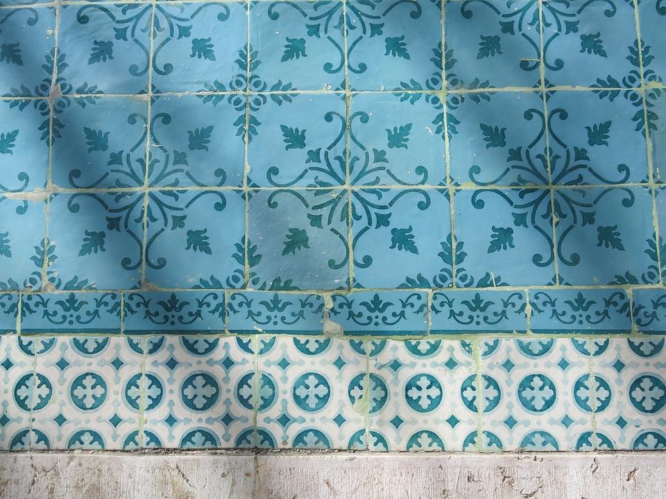 Tegels Met Patroon : Inspiratietuin tegels patroon hego hommerts