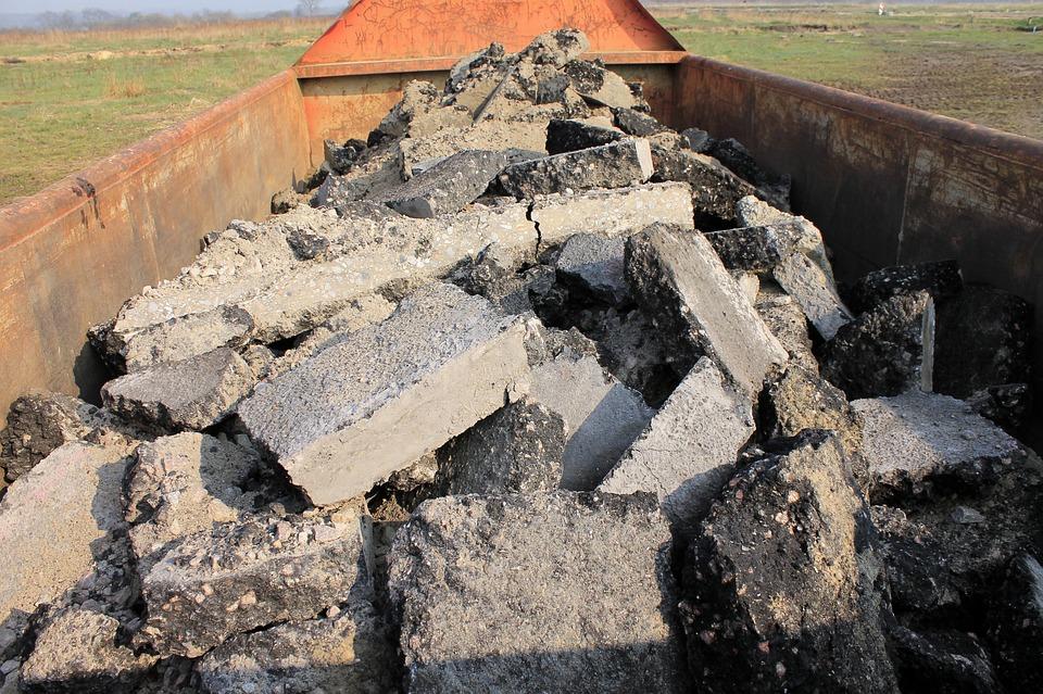 Débarrasser chantier Tulle Corrèze 19