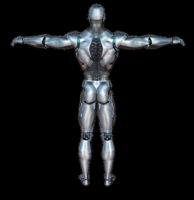 illustration gratuite l 39 homme retour robot cyborg image gratuite sur pixabay 320271. Black Bedroom Furniture Sets. Home Design Ideas