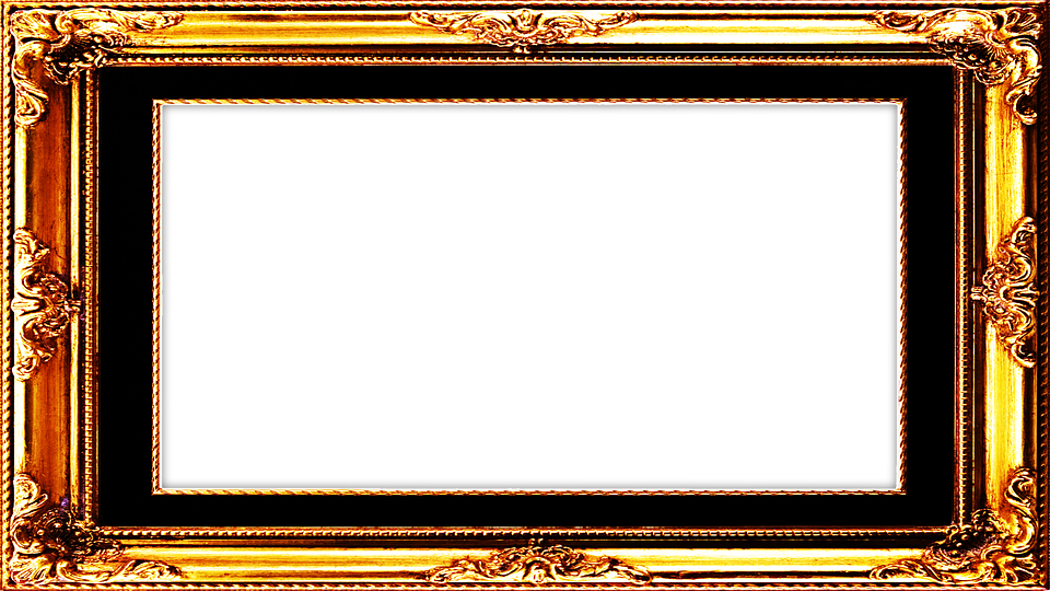 Frame Gold Border · Free image on Pixabay