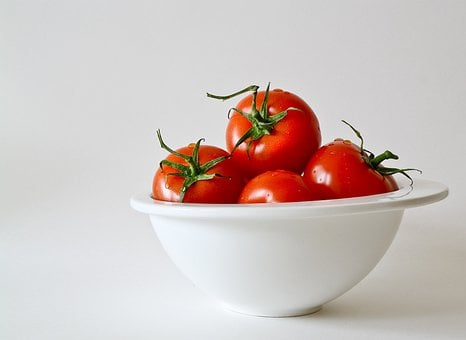 Tomatoes, Vegetables, Food, Fresh, Red