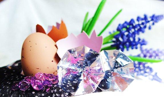 Easter, Easter Eggs, Paint, Egg, Art
