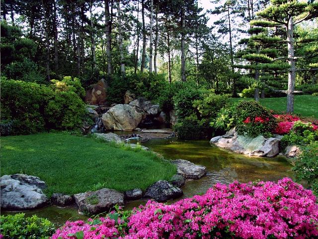 Landscape Japanese Garden · Free photo on Pixabay