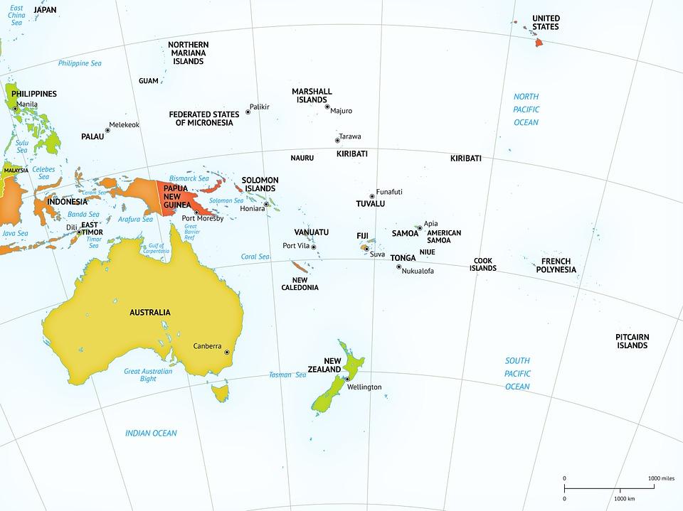 Fridastur Min Resa Genom Australien Nya Zeeland Och Asien