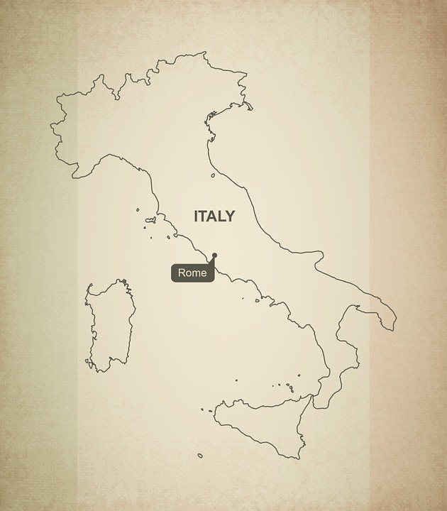 Perigramma Xarths Italia Dwrean Eikona Sto Pixabay