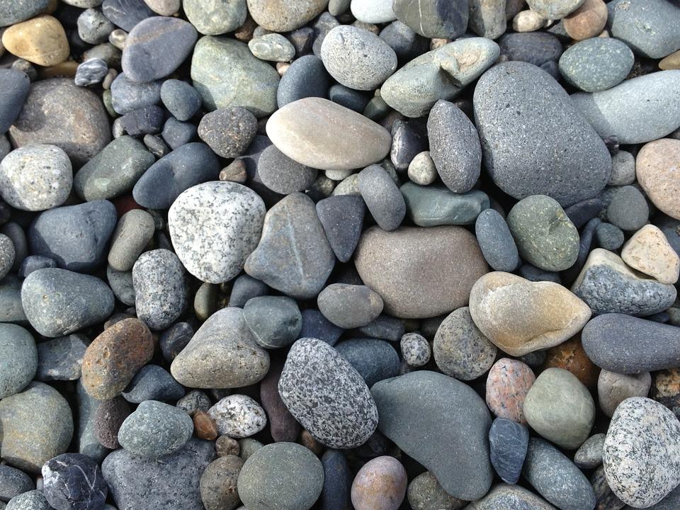 바위 자갈 해안선 183 Pixabay의 무료 사진