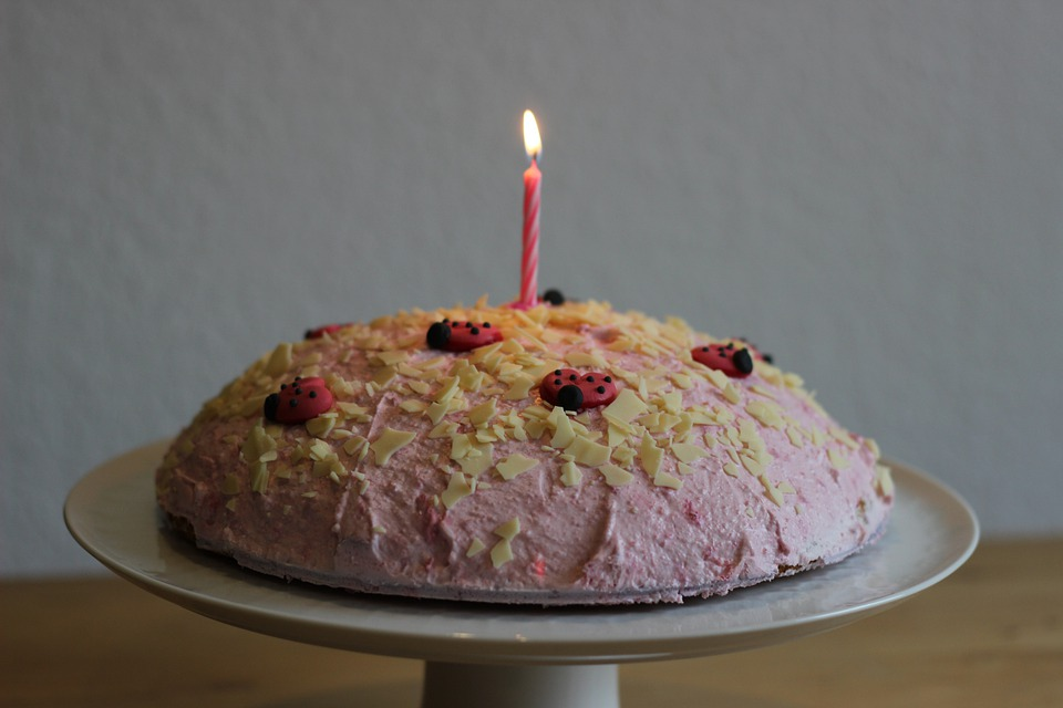Geburtstagstorte Kuchen Geburtstag Kostenloses Foto Auf Pixabay