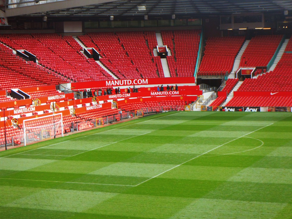 Stadium, Old Trafford, Manchester United, Football