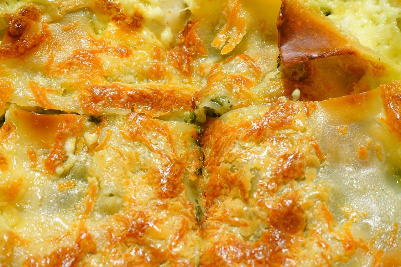 Брокколи с баклажанами в духовке рецепт