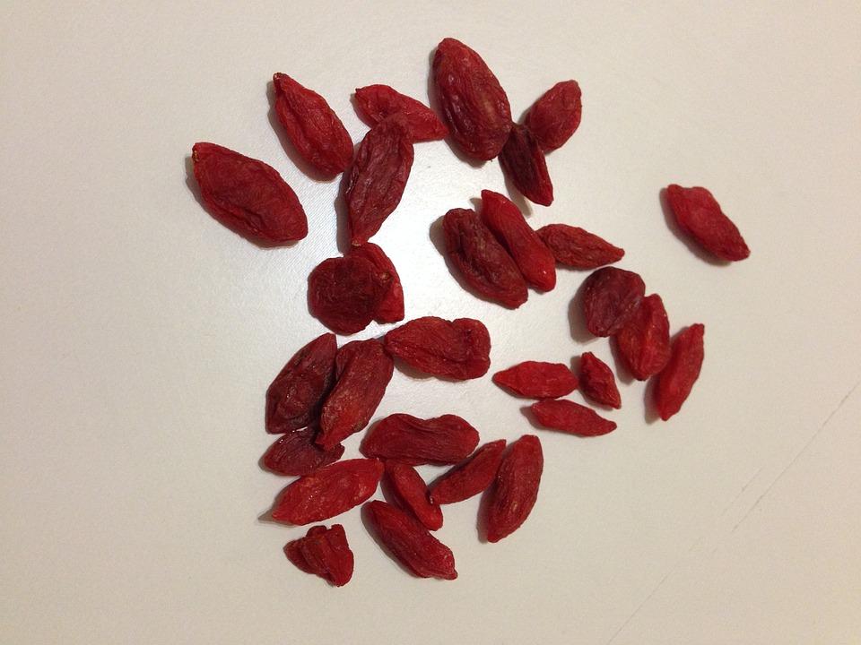 Goji, Goji Berry, Berries, Healthy, Food, Berry, Health