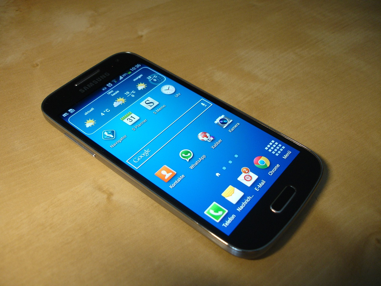 Test du Samsung Galaxy S4
