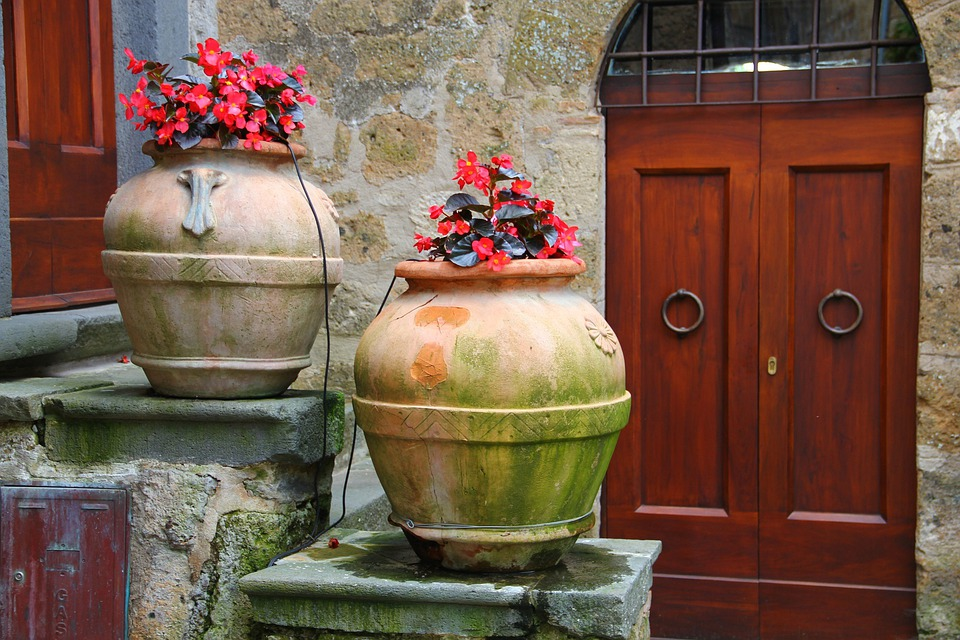 italy doors flowers flower pot pottery door old & Italy Doors Flowers Flower - Free photo on Pixabay