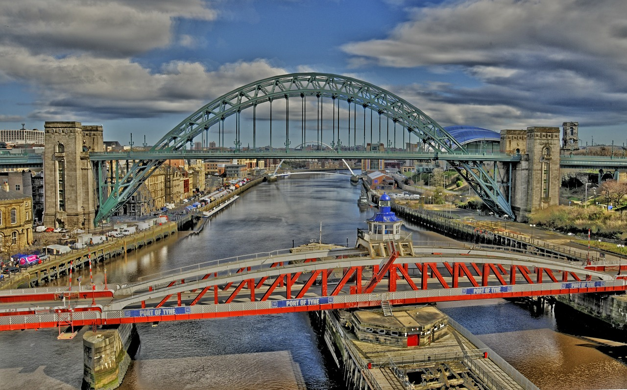 The history of newcastle upon tyne dates back almost 2,000 years, during which it has been controlled by the romans