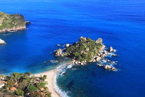Sicilia, Italia, Isola, Ocean, Mare